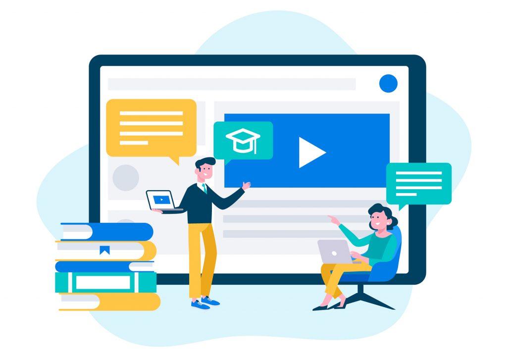 La tutoría en entornos virtuales de aprendizaje
